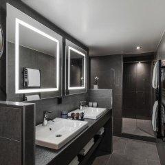 Отель Best Western Premier Opera Liege 4* Улучшенный номер с различными типами кроватей фото 9