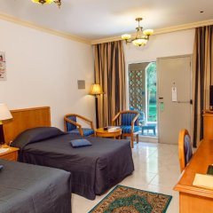Sharjah Carlton Hotel 4* Стандартный номер-шале с различными типами кроватей фото 7