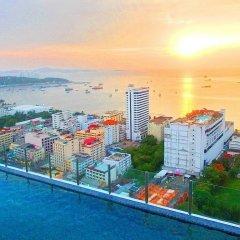 Отель The Base Pattaya by Smart Delight Паттайя бассейн фото 3
