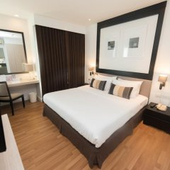 Отель Somerset Park Suanplu Улучшенные апартаменты фото 4