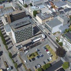 Radisson Blu Caledonien Hotel, Kristiansand парковка