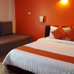 The Flora Boutique Hotel 3* Номер Делюкс с различными типами кроватей фото 3