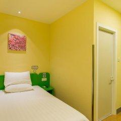 Отель Hi Inn Xian South Gate Branch Китай, Сиань - отзывы, цены и фото номеров - забронировать отель Hi Inn Xian South Gate Branch онлайн комната для гостей