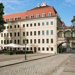Hotel Taschenbergpalais Kempinski Dresden вид на фасад фото 2