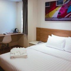 Отель Pula Residence Бангкок комната для гостей фото 4