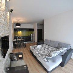 Апартаменты Royal Apartments - Apartamenty Inowrocławska комната для гостей фото 3