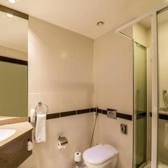 Отель Holiday Inn Express Dubai, Internet City 2* Стандартный номер с различными типами кроватей фото 2