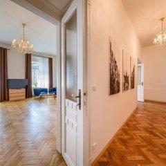 Апартаменты Apartments 39 Wenceslas Square Улучшенные апартаменты с различными типами кроватей фото 18