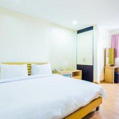 Апартаменты Phuket Center Apartment Люкс с различными типами кроватей фото 3