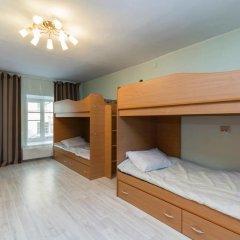 Vse svoi na Bol'shoy Konyushennoy Hostel Кровать в общем номере с двухъярусной кроватью фото 2