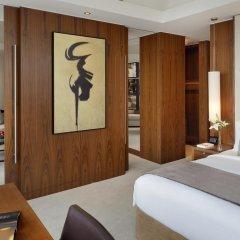 Отель JW Marriott Marquis Dubai 5* Номер Делюкс с различными типами кроватей фото 4