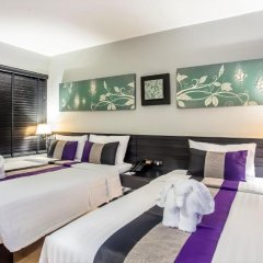 Nouvo City Hotel 4* Стандартный номер с различными типами кроватей фото 4