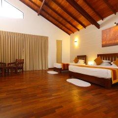 Отель Kamili Beach Villa комната для гостей фото 2