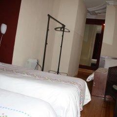 Отель Residencia Pedra Antiga 3* Стандартный номер с различными типами кроватей фото 7