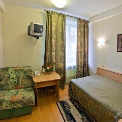Гостиница Акватика Стандартный номер с разными типами кроватей фото 4