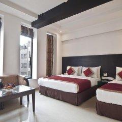 Hotel Krishna 3* Стандартный номер с различными типами кроватей фото 6