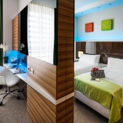 Hotel degli Arcimboldi 4* Стандартный номер с двуспальной кроватью фото 6