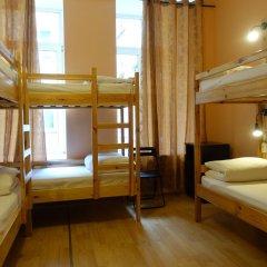 Хостел Бабушка Хаус Кровать в общем номере с двухъярусной кроватью фото 8