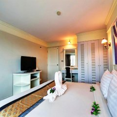 Jomtien Garden Hotel & Resort 4* Люкс с различными типами кроватей фото 3