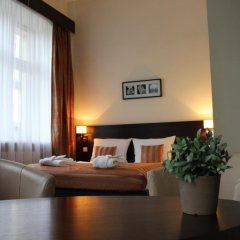 Отель Spatz Aparthotel 3* Номер Делюкс с различными типами кроватей