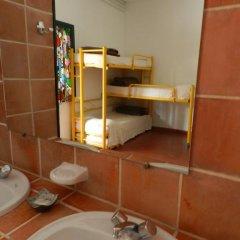 Layos Hostel - Camp ванная фото 2
