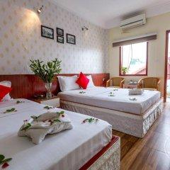 The Queen Hotel & Spa 3* Стандартный семейный номер разные типы кроватей фото 3