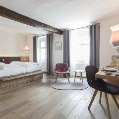 Отель Arthotel Blaue Gans 4* Номер Делюкс с различными типами кроватей фото 3