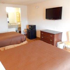 Отель Budget Inn Columbus West удобства в номере