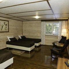 Гостиница Country Club Edem Апартаменты с разными типами кроватей