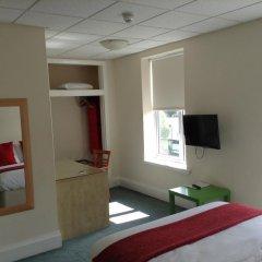 Отель The Devonshire House Hotel Великобритания, Ливерпуль - 1 отзыв об отеле, цены и фото номеров - забронировать отель The Devonshire House Hotel онлайн комната для гостей фото 5