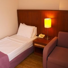 Elysium Otel Marmaris 2* Стандартный номер с различными типами кроватей фото 5