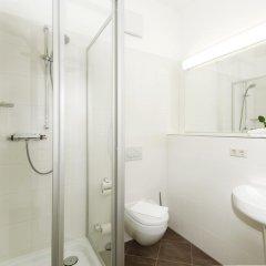 Отель City-herberge Dresden 3* Номер Комфорт с различными типами кроватей фото 5