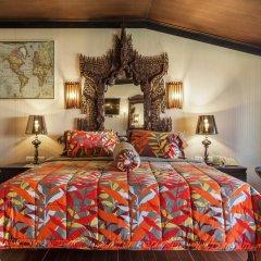Отель Tropica Bungalow Resort 3* Люкс с различными типами кроватей фото 8