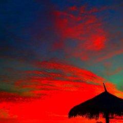 Отель Amvoj Maldives Thulusdhoo Остров Гасфинолу бассейн