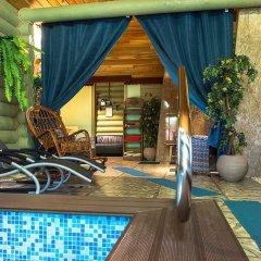 Гостиница Green Forest Club бассейн фото 3