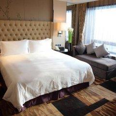 Shanghai Hongqiao Airport Hotel 4* Представительский люкс с различными типами кроватей фото 3