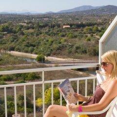 Отель Apartamentos Playa Moreia Улучшенные апартаменты с различными типами кроватей фото 4