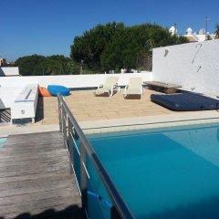 Отель Vilamoura Holidays Golf & Beach Португалия, Виламура - отзывы, цены и фото номеров - забронировать отель Vilamoura Holidays Golf & Beach онлайн бассейн