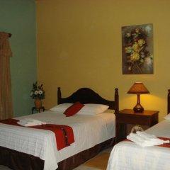 Отель Mary's Hotel Гондурас, Копан-Руинас - отзывы, цены и фото номеров - забронировать отель Mary's Hotel онлайн комната для гостей фото 5