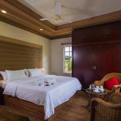 Отель Reveries Diving Village, Maldives 3* Вилла с различными типами кроватей фото 2