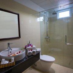 Отель Han Huyen Homestay 2* Улучшенный номер фото 3