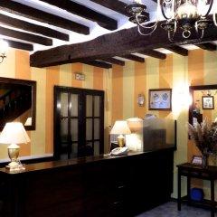 Hotel Puerto Calderon интерьер отеля