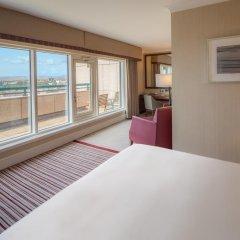 Отель Hilton Glasgow комната для гостей