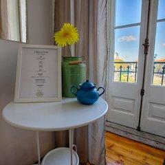 Отель Chalet D Ávila Guest House Лиссабон балкон