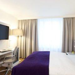 Отель NH Collection Berlin Mitte Am Checkpoint Charlie 4* Улучшенный номер с разными типами кроватей фото 5