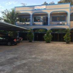 Отель Chan Pailin Mansion парковка