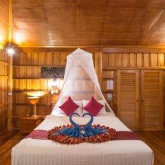 Отель Thiwson Beach Resort сауна