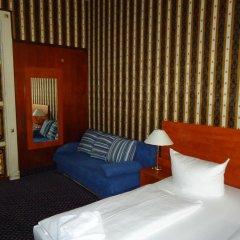 City Hotel am Kurfürstendamm 3* Стандартный номер с двуспальной кроватью фото 3