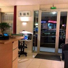 Отель BRH Boulogne Résidence Hôtel банкомат