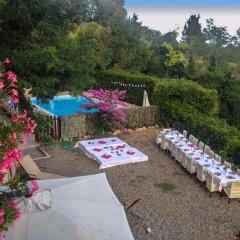 Residence Hotel Le Fontanelle Монтескудаио помещение для мероприятий
